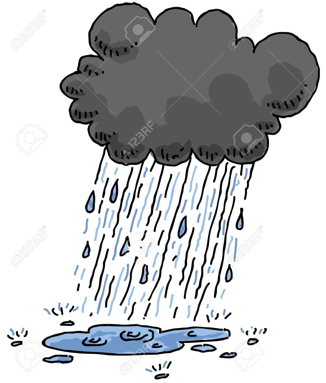 1105x1300 Rain Clipart Nimbus Cloud