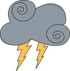236x240 Gray Rain Cloud Clip Art