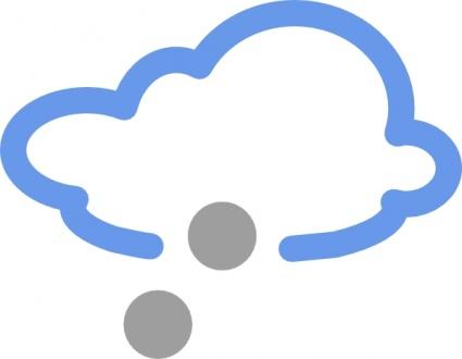 425x330 Rain Cloud Animation Vector