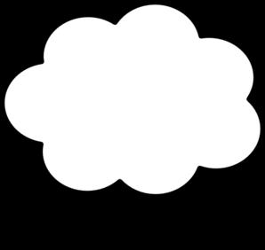 298x282 Cloud Cliparts Free Clipart Images