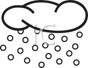 300x231 Rain Snow Clipart