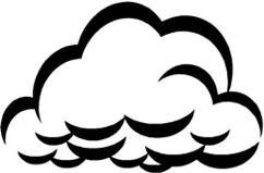 242x159 Storm Clouds Clipart Clipart Panda