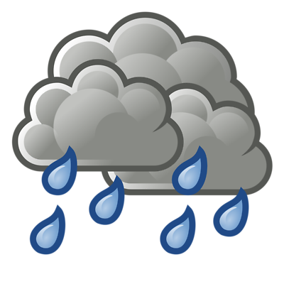 400x400 Rain Clouds Clipart Free Images 2