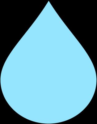 314x400 Raindrop Clip Art
