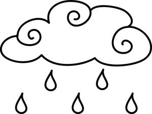 300x225 Black Raindrop Clip Art Clipart Free Download