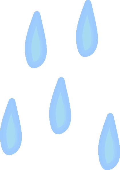 420x593 Raindrops Clip Art