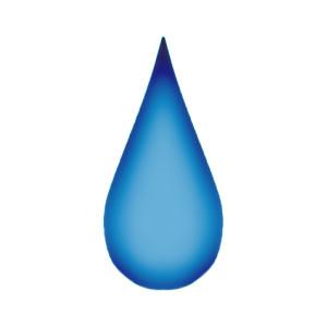 300x300 Rain Drops Clipart