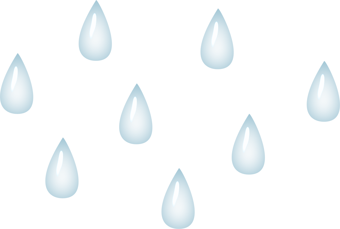 water droplet coloring page
