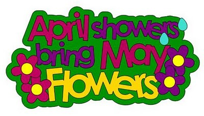 400x228 April Showers Bring May Flowers Clip Art Free 6