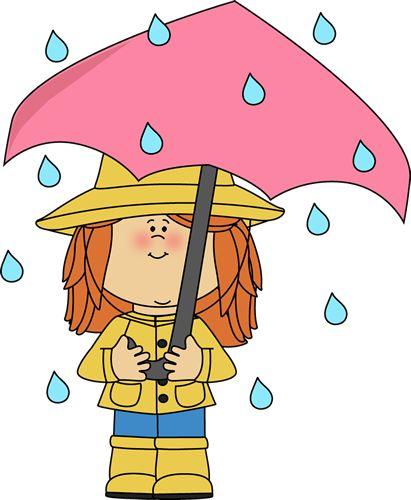 411x500 Shower Clipart Rain