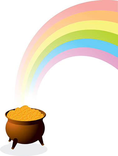 379x500 Is There A Pot Of Gold