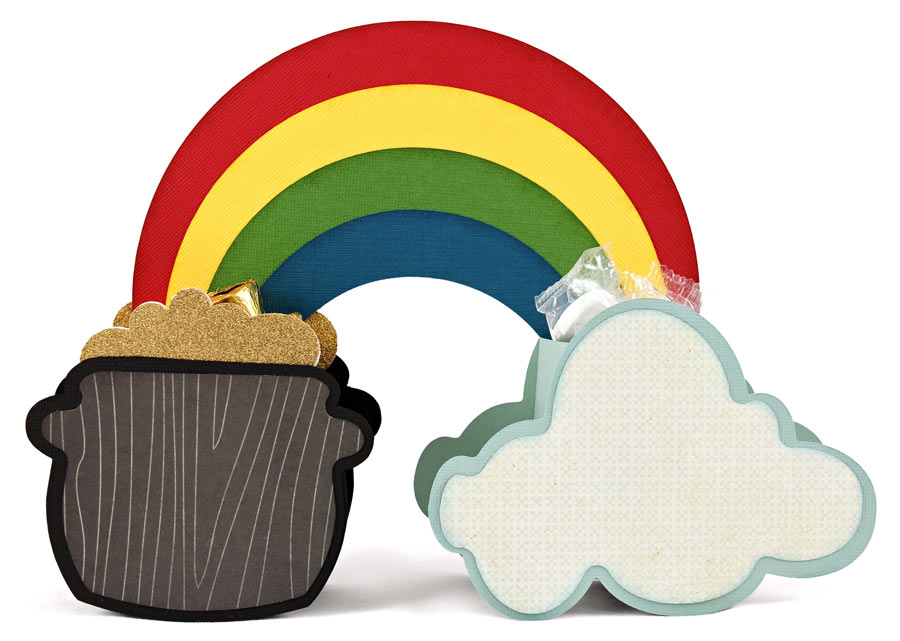 900x641 Pot Of Gold Treat Box