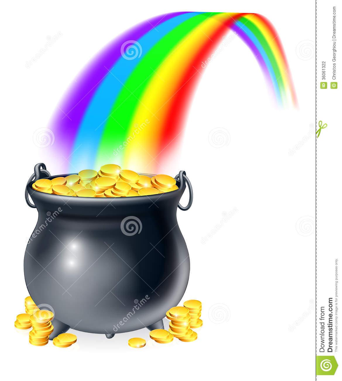 1169x1300 Pot Of Gold Clipart