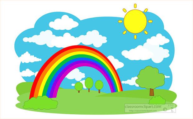 620x382 Rainbow Clip Art Free Clipart Images 2 Famclipart