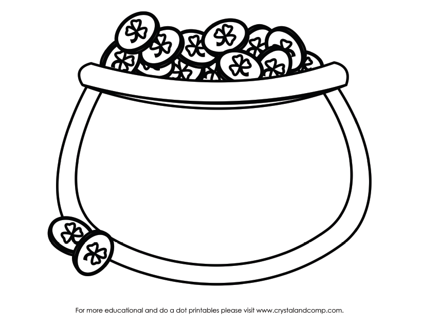 819x630 Gold Clipart Black And White