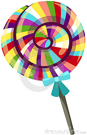 291x450 Rainbow Candy Free Clipart
