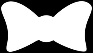 300x171 Rainbow clipart bow tie
