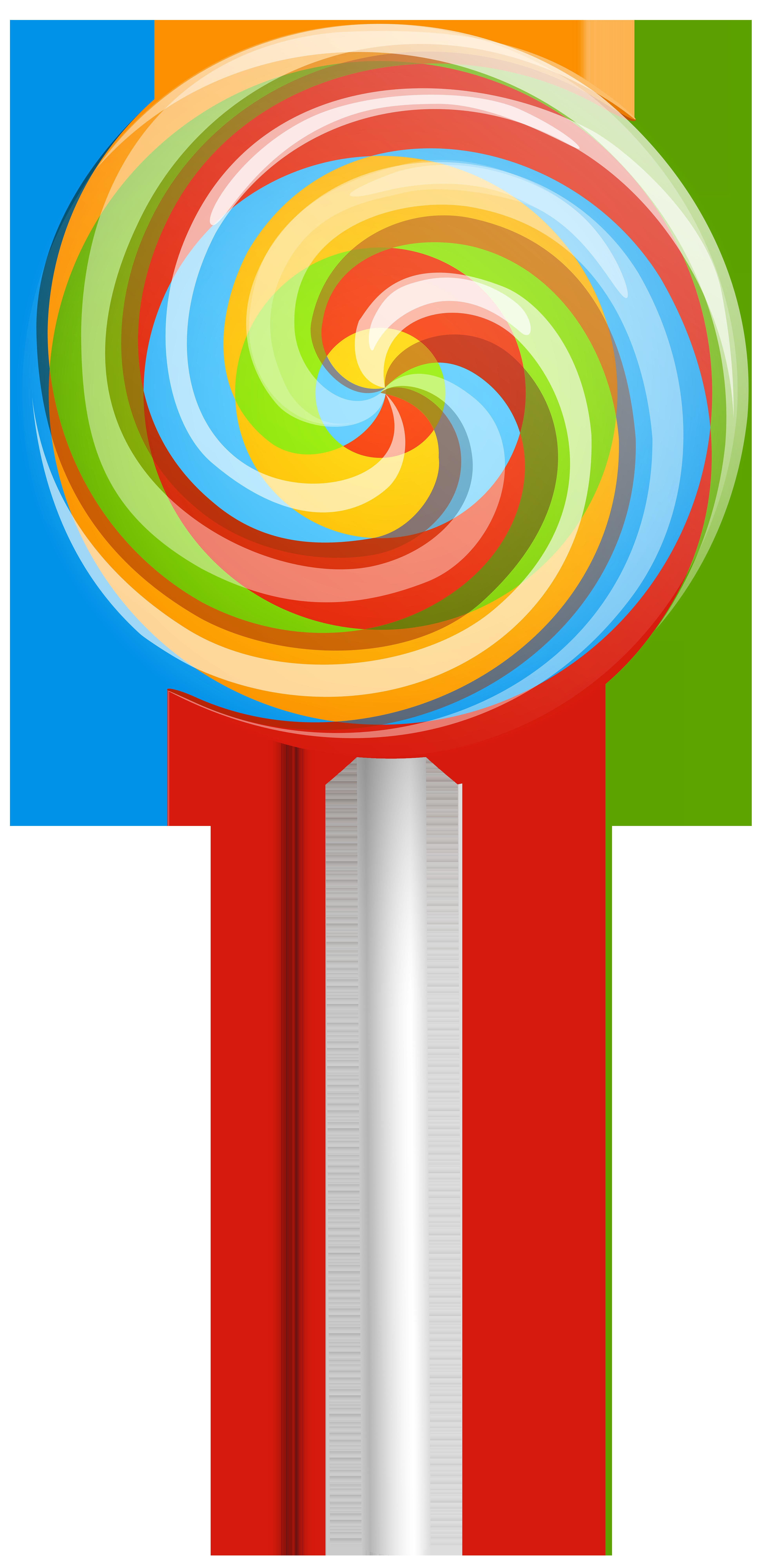 3919x8000 Rainbow Swirl Lollipop Png Clip Art Imageu200b Gallery Yopriceville