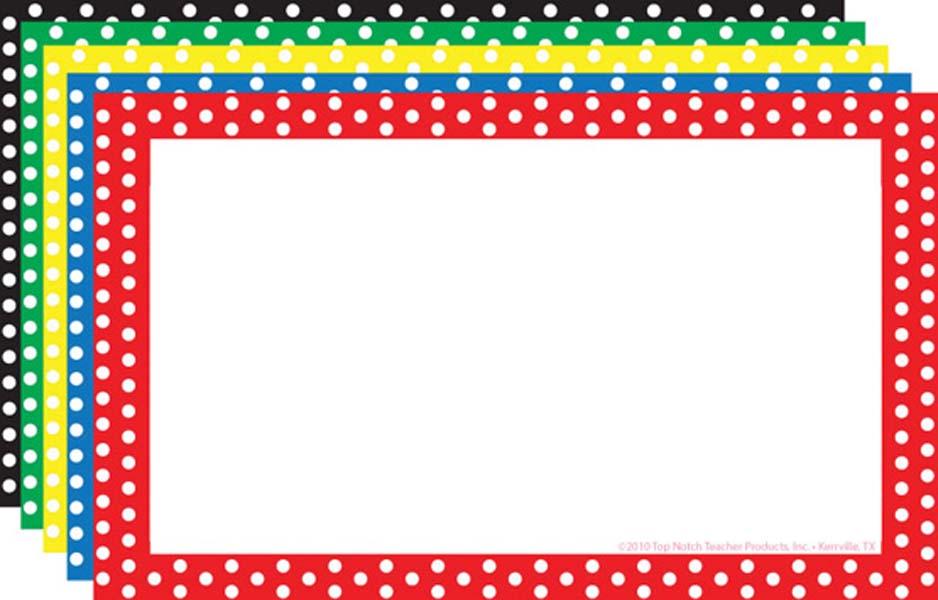 938x600 Rainbow Borders Clip Art