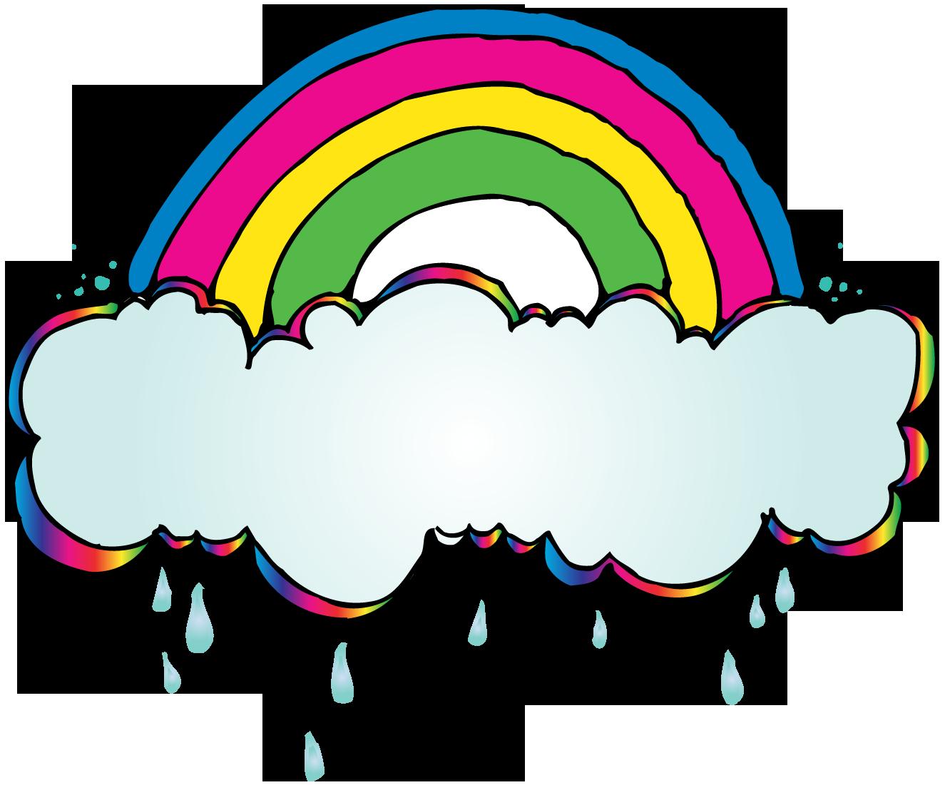 1325x1101 Rainbow Clipart Border