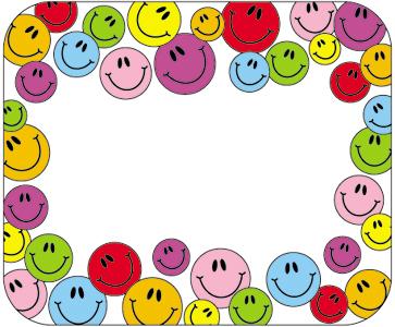 363x300 Smile Border Cliparts 259291