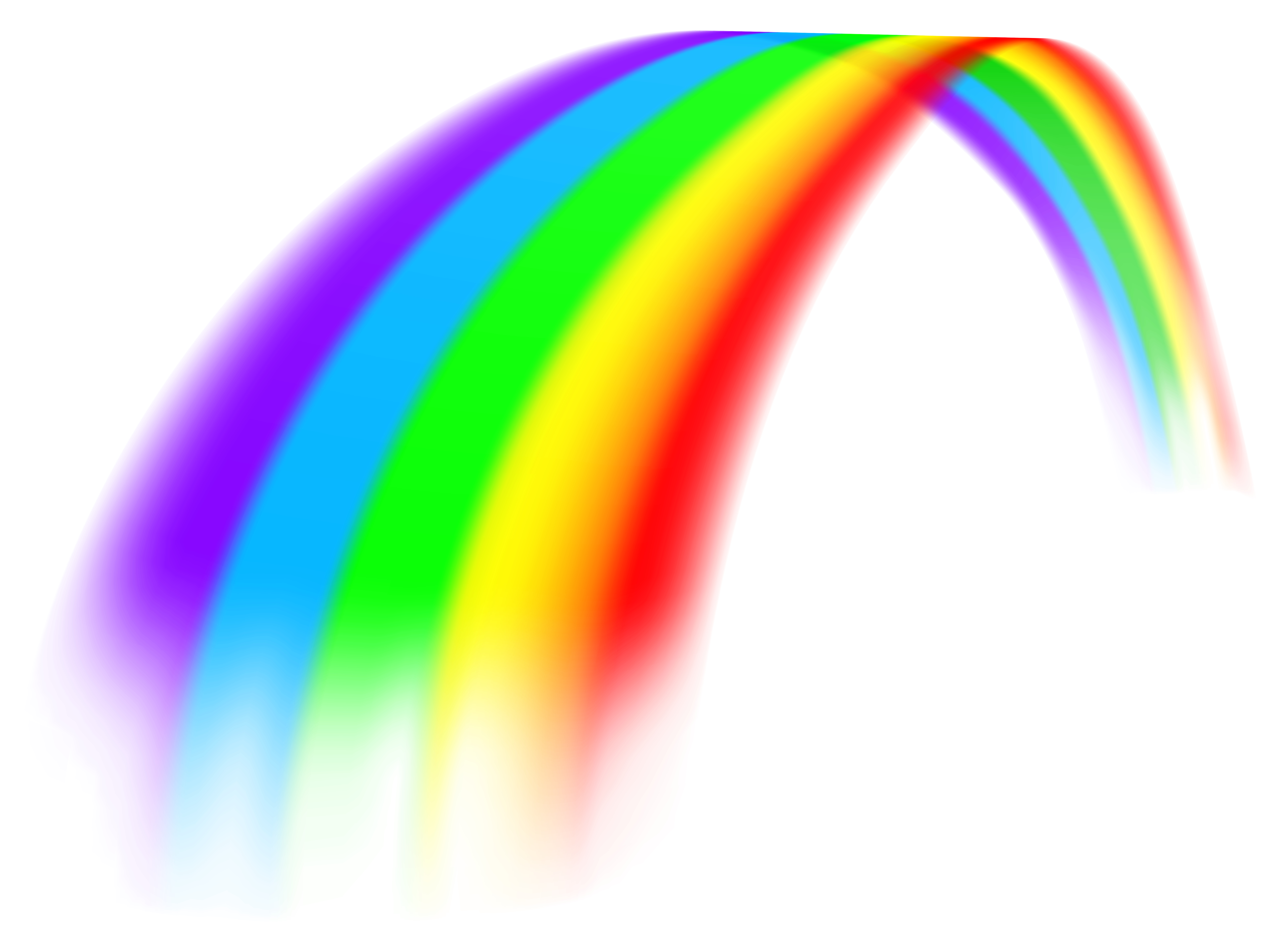 6132x4488 Clipart Download Free Rainbow