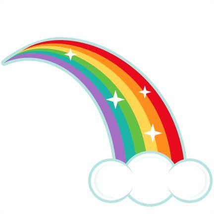 432x432 Free Rainbow Clipart