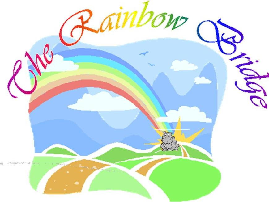 870x654 Graphics For Rainbow Bridge Graphics