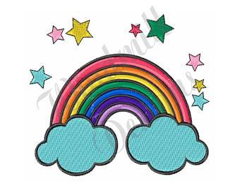 340x270 Rainbow arch Etsy