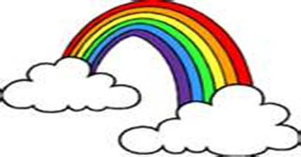 428x223 9 Photos Of Over The Rainbow Clip Art Rainbow And Rain Clip