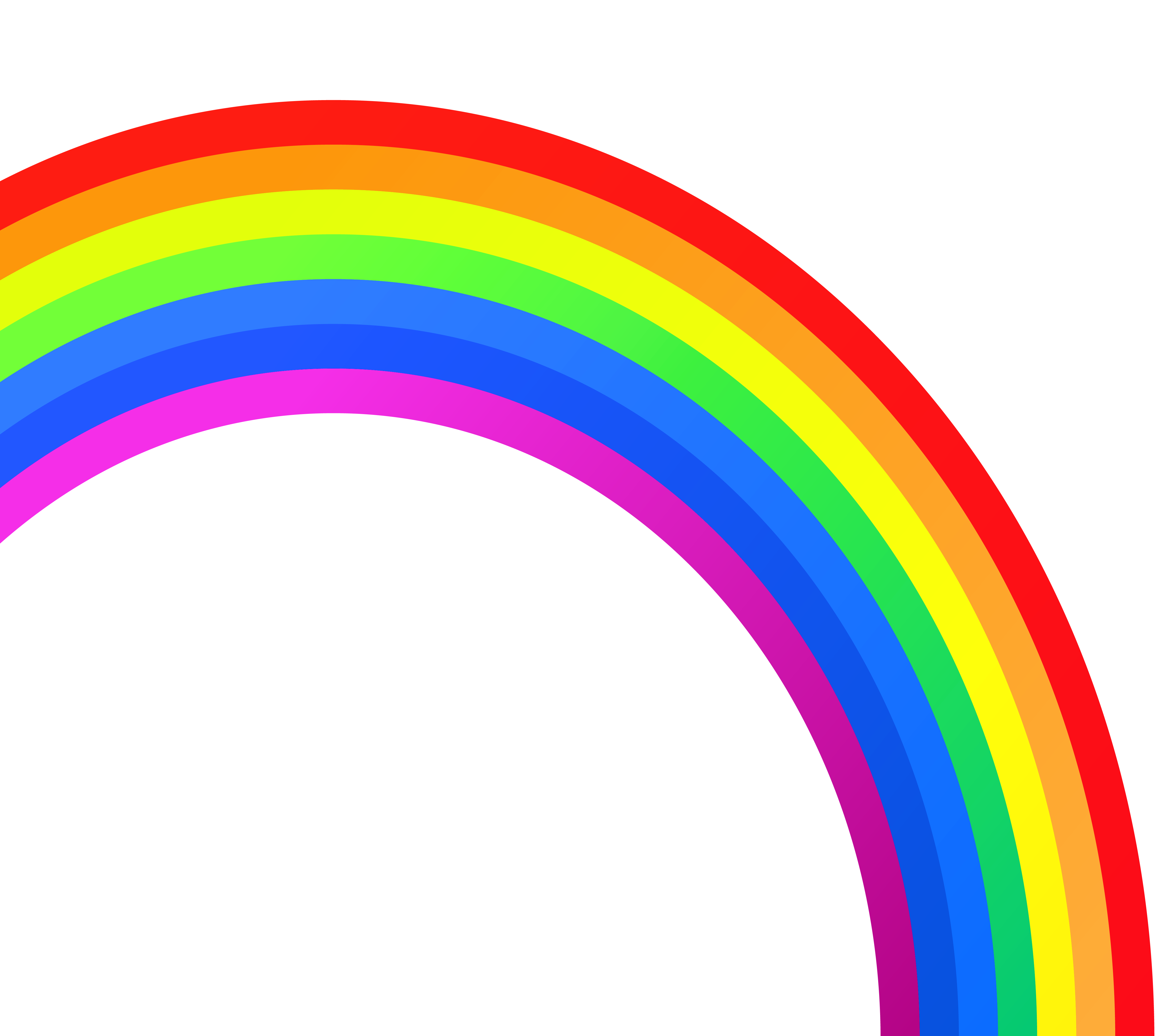 4790x4233 Rainbow Clipart Pictureu200b Gallery Yopriceville