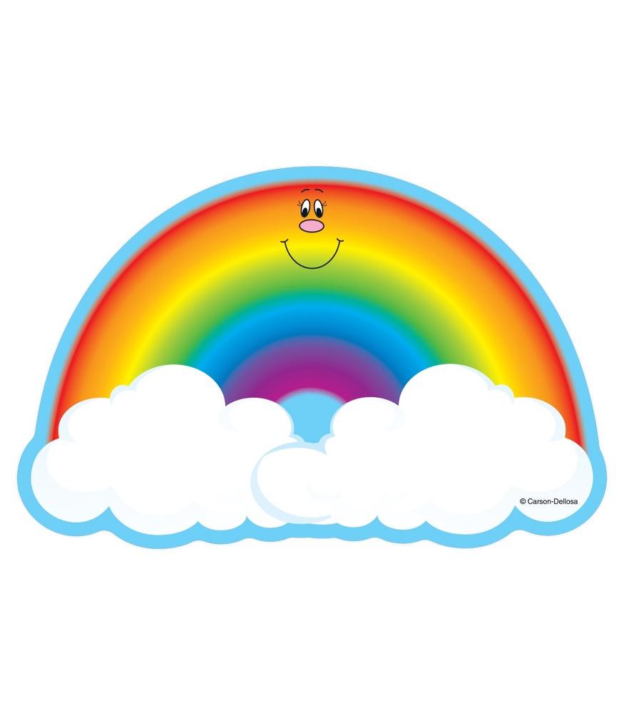 875x1000 Rainbow clipart carson dellosa