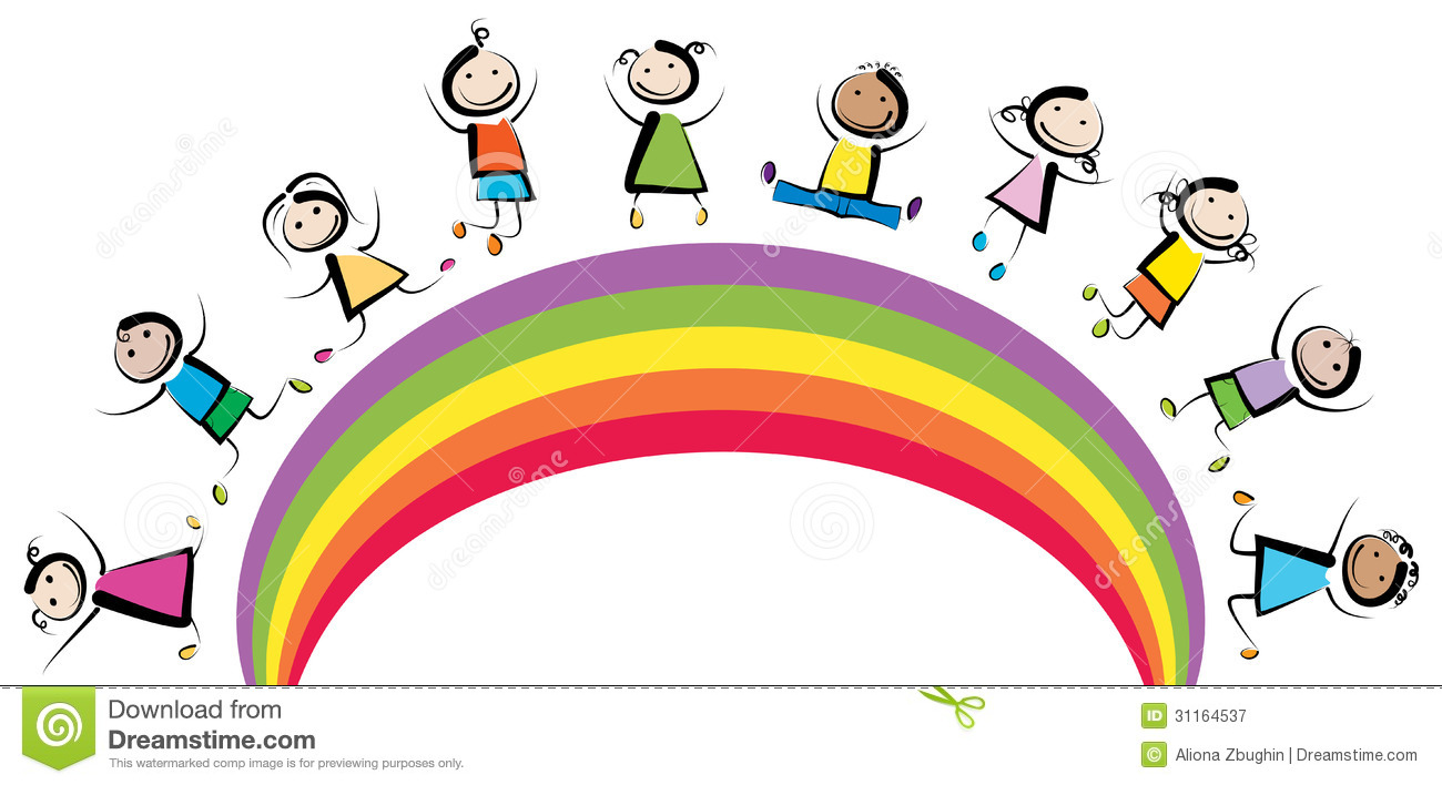 1300x708 Rainbow Clipart For Kids Clipart Panda