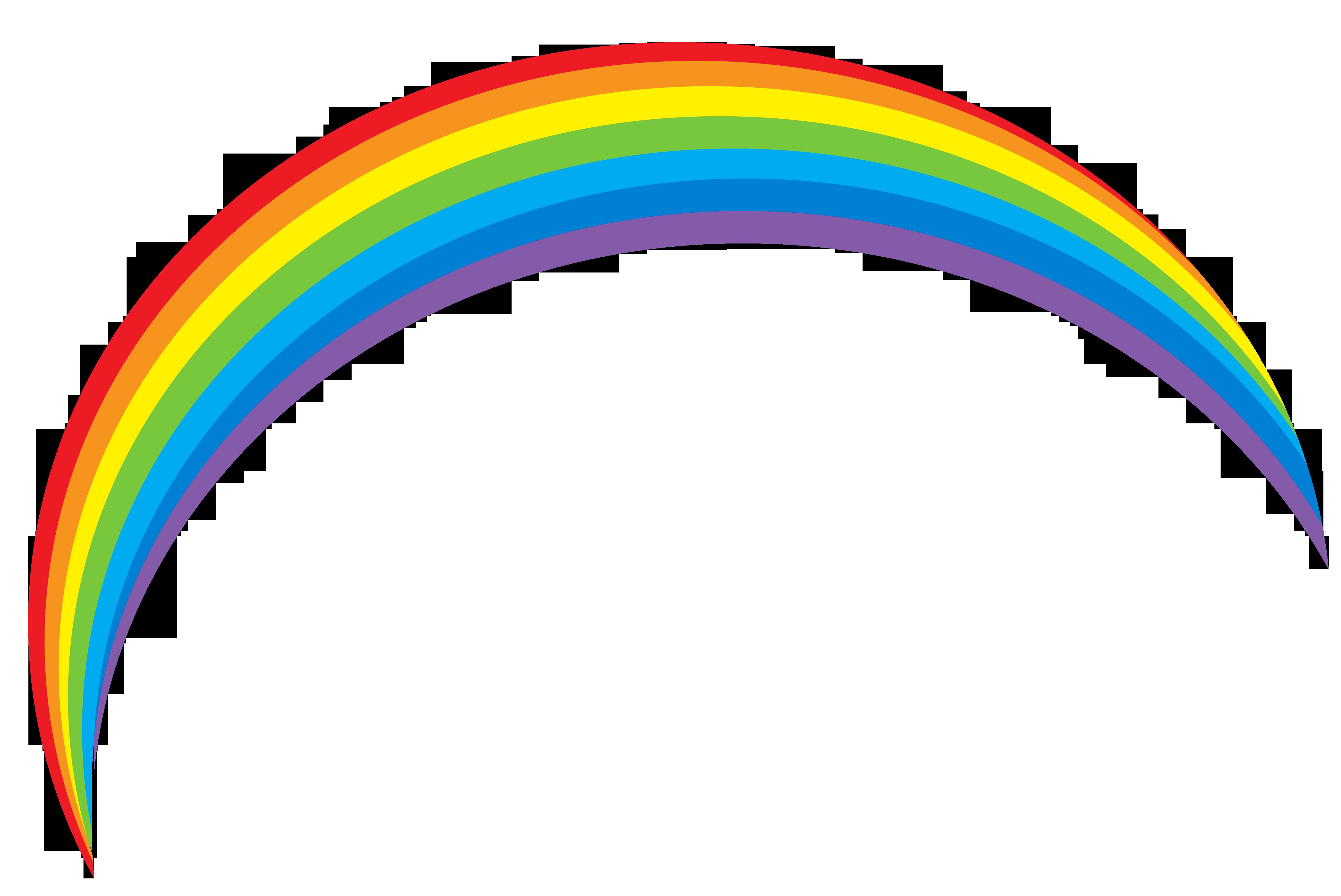 4577x3058 Rainbow Clip Art Images Free Clipart Clipartcow 2
