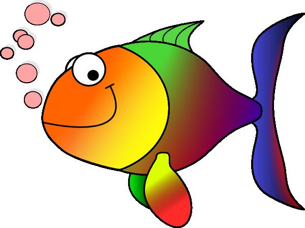 600x449 Rainbow Trout Clip Art Clipart Image