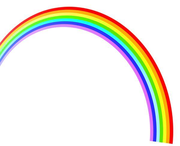600x488 The Best Rainbow Clipart Ideas Very Hungry