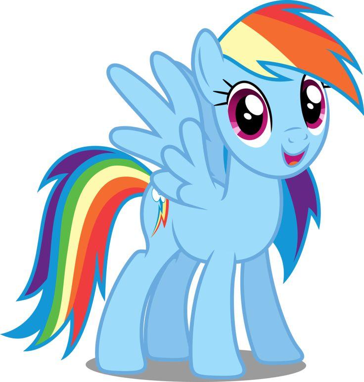 736x771 352 Best Rainbow Dash Images Children, Entertaining