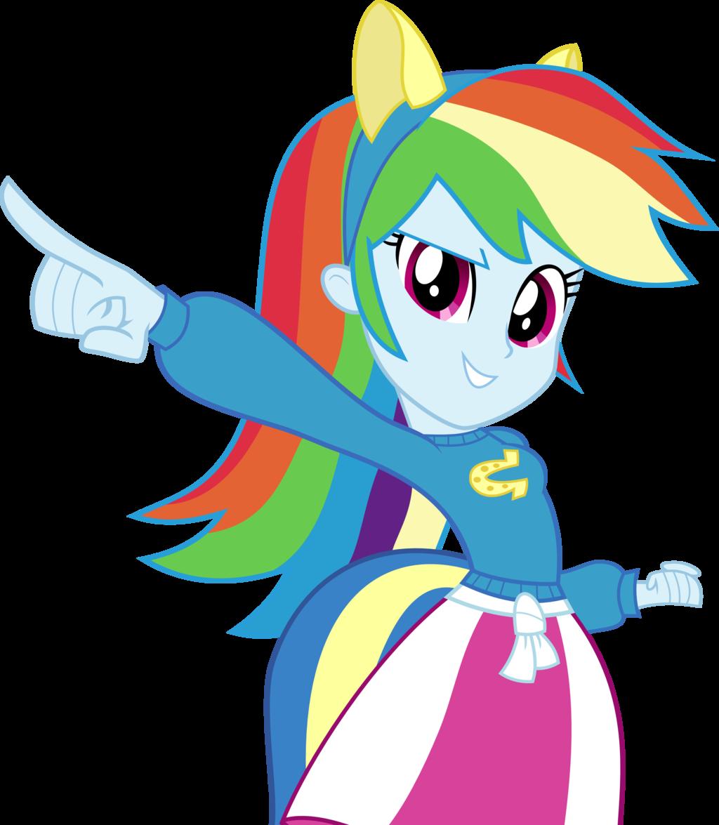 1024x1175 Rainbow Dash Singing Make A Change [Eg] By Aqua Pony