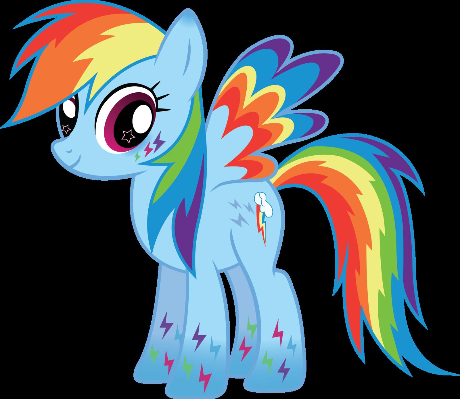 1600x1387 Rainbow Power Rainbow Dash Vector By Icantunloveyou
