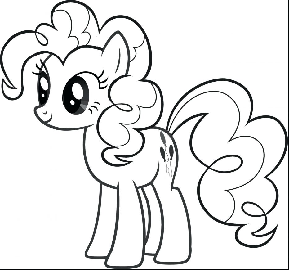 932x870 Coloring Pages Winsome Print My Little Pony A Rainbow Dash