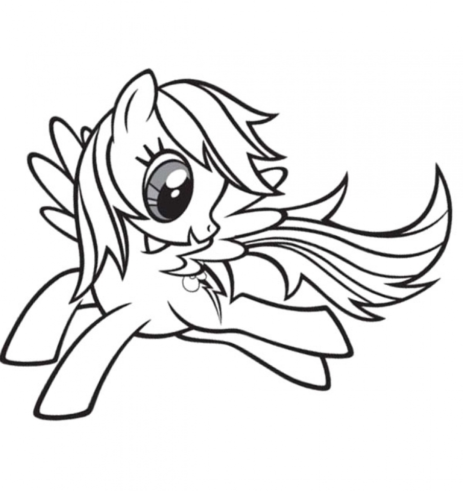 905x960 Get This Online Rainbow Dash Coloring Pages To Print 58047 !