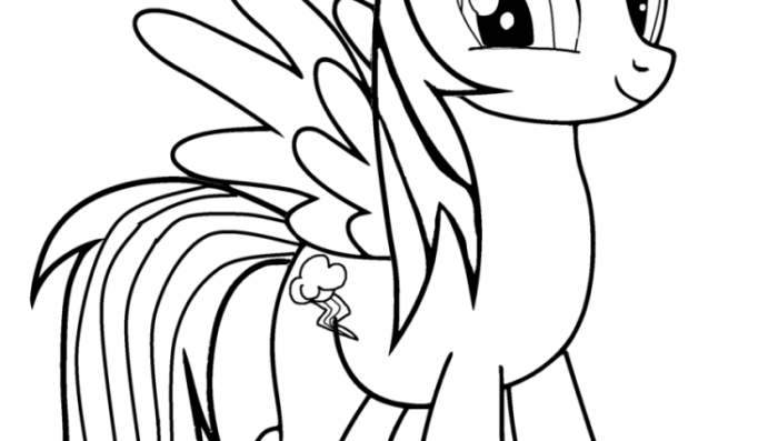 700x397 Printable Rainbow Dash Coloring Pages Rainbow Dash Coloring Pages