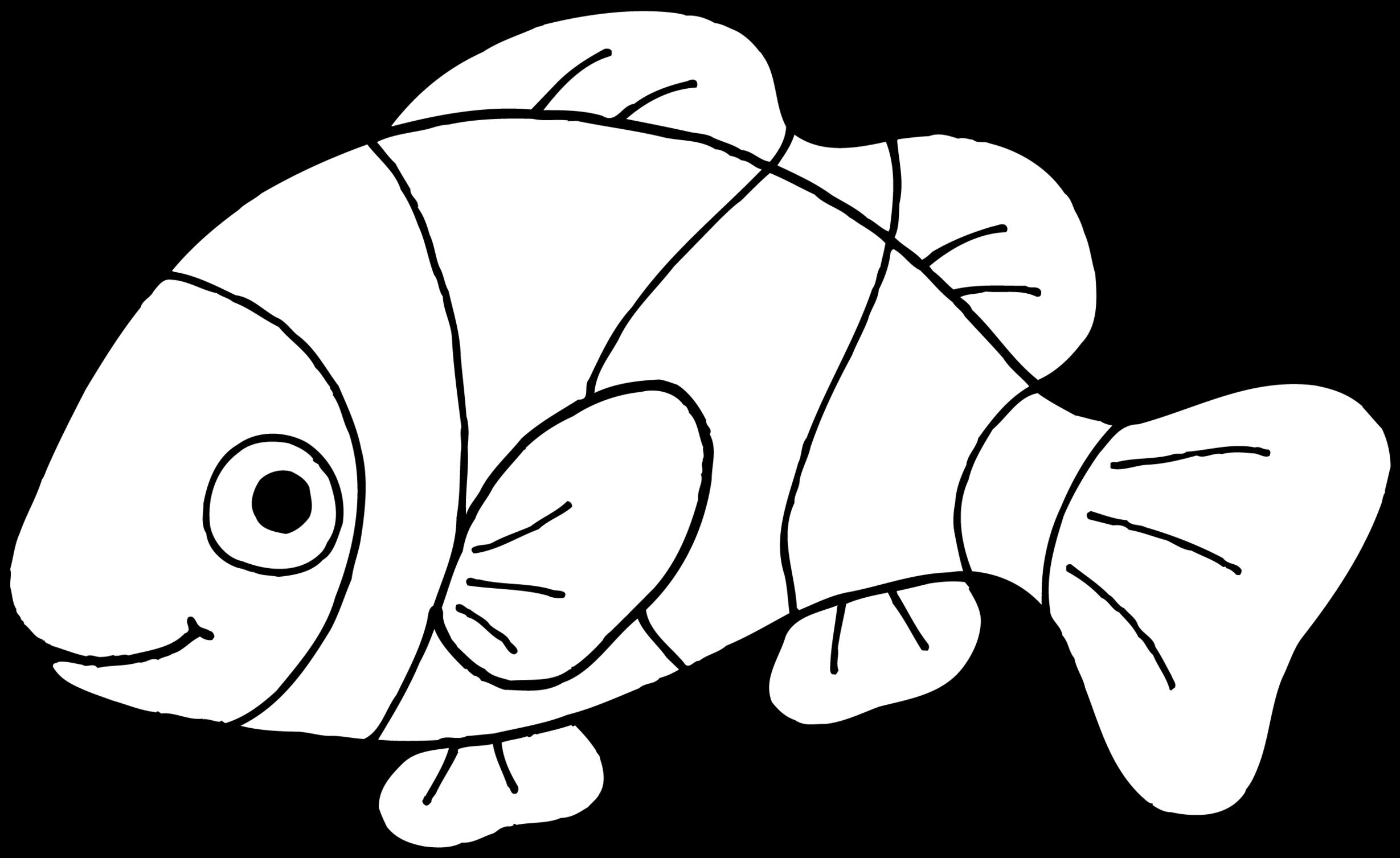 de mooiste vis de zee kleurplaat leuk voor
