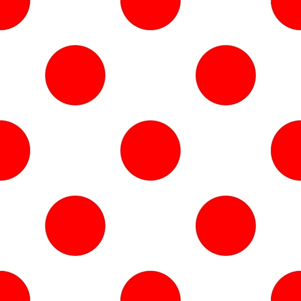 600x600 Photo Collection Download Polka Dot Red