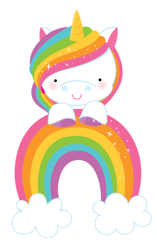 Rainbow Unicorn Clipart   Free download best Rainbow Unicorn