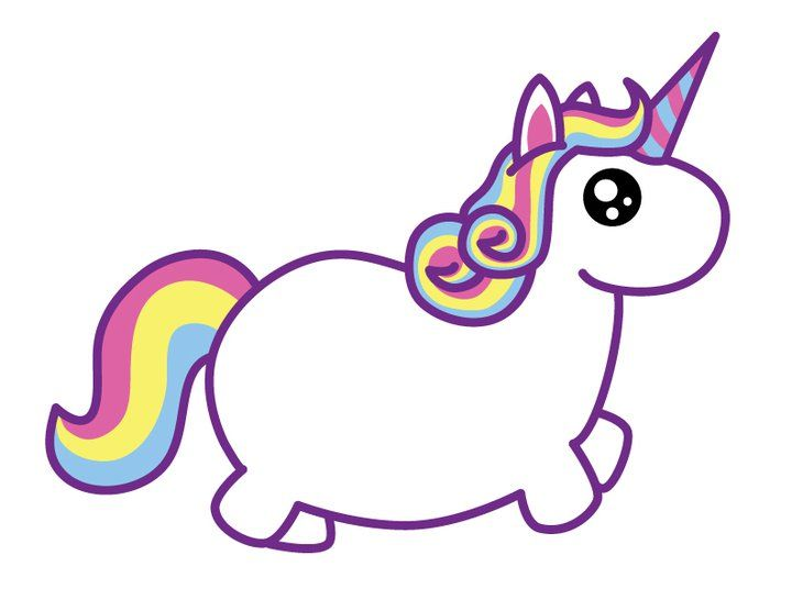 Rainbow Unicorn Clipart | Free download best Rainbow Unicorn