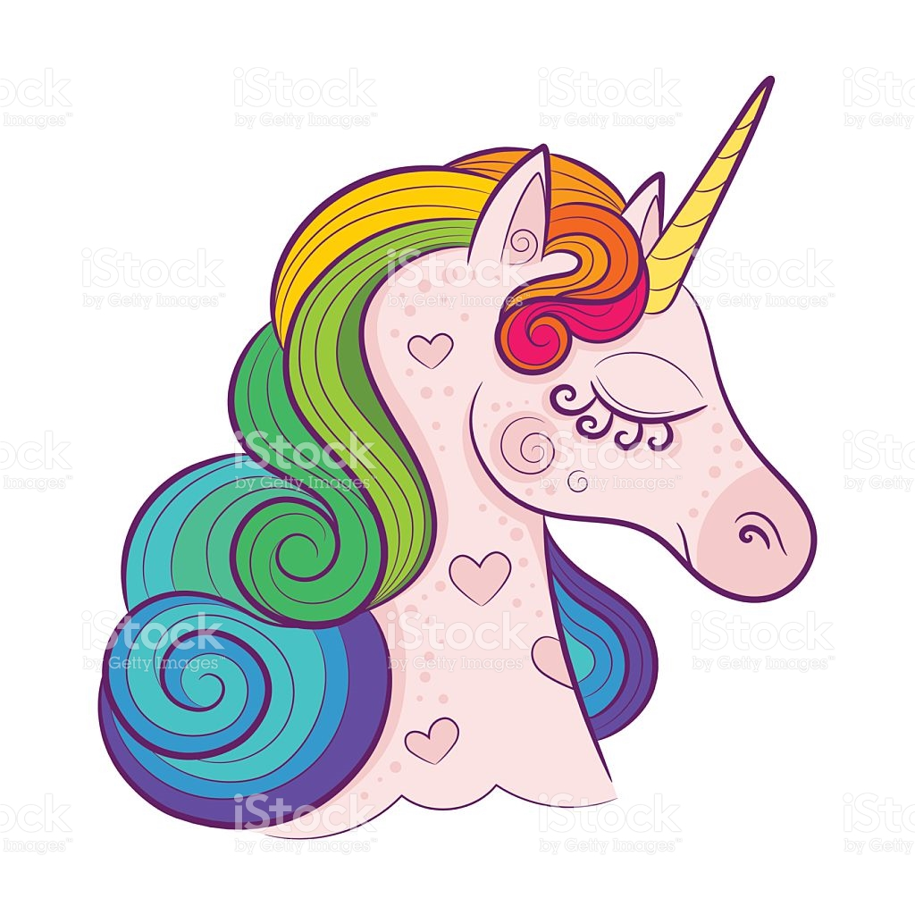 Rainbow Unicorn Clipart | Free download on ClipArtMag