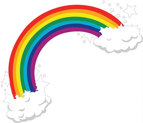 457x395 118 Best Rainbow Wallpaper Images D1, Daughters
