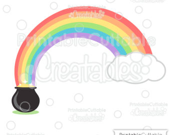 340x270 Pot Of Gold Clipart Etsy