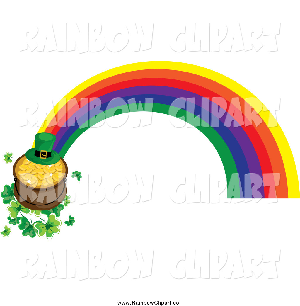 1024x1044 Royalty Free Clover Stock Rainbow Designs